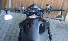 820 x 22 mm SCHWARZ Alu ABE Motorrad Lenker Yamaha XJ XJR XSR 6 600 700 900 1300