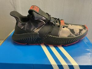 [DB1982] Mens Adidas Originals PROPHERE Sneaker Bleached Camo Rogue Denim 13