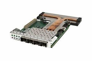Dell X710 DA/SFP+ 10Gb Quad Port RNDC Redundant Network Daughter Card 68M95