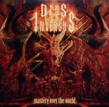 Deus Inversus - Mastery Over The World (NEW CD)