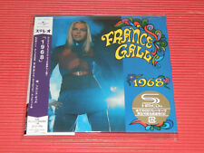 2018 FRANCE GALL 1968  with  Bonus Tracks  JAPAN MINI LP SHM CD