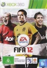 FIFA 12 Xbox 360 Game USED