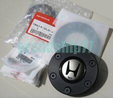 HONDA ACURA NSX R NA1 2 BK HORN BUTTON & STEERING WHEEL CENTER RING & SCREWS