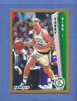 1992-93 Fleer Larry Bird Boston Celtics #11 Gem Mint Quality & Well Centered!