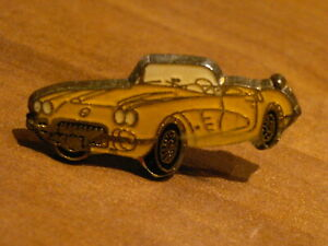Automobilia Pin - CHEVROLET Corvette 1960
