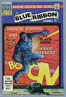 Blue Ribbon Comics #11 1984 Black Hood Dick Ayers Archie MLJ Comics c