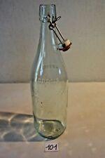 C101 très ancienne bouteille n verre Stella Artois