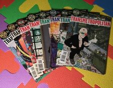 TRANSMETROPOLITAN 1 2 3 4 5 6 7 9 (DC/HELIX COMICS 1997) RAW MID TO HIGH GRADE