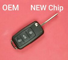 OEM 2011 - 2017 Volkswagen Key FOB W/ New Chip NBG010206T(Select Models w/ Prox)