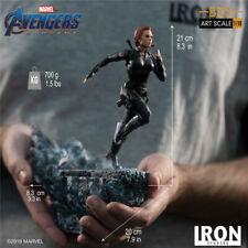 1/10 Iron Studios Avengers 4 Final Battle Black Widow Resin Statue Scarle Figure
