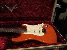 Fender Custom Shop Custom Deluxe Stratocaster Orange 2013 Collection NOS