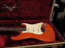 Fender Custom Shop Custom Deluxe Stratocaster Orange 2013 Collection NOS