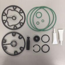 GM HD6 HT6 AC Compressor Reseal Kit Shaft Seal (14mm),Gaskets, Install Tool &Oil