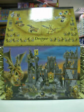 MEGA BLOKS 9896 DRAGONS TOWER  COLLECTOR'S EDITION
