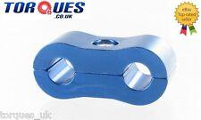AN -3 (AN3) 6.4mm Blue Billet Brake Hose Separator