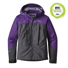 Patagonia Fly Fishing WOMEN'S River Salt Wading Jacket - Purple - S / Small