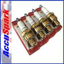 VW Camper air cooled Accuspark triple ground,copper spark plugs AV86C, L86CC x4