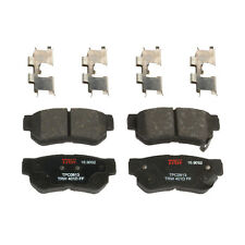 Disc Brake Pad Set-Premium Disc Brake Pad Rear TRW TPC0813
