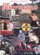 The Bodyguard / Dragon Princess (DVD, 2004) NEW Sealed