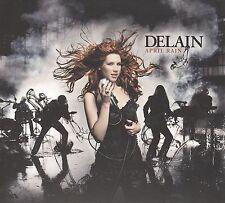 Audio CD: April Rain, Delain. Acceptable Cond. . 763232304925