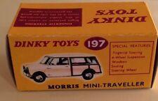 Dinky Morris Vintage Manufacture Diecast Cars, Trucks & Vans