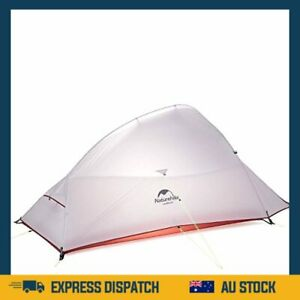 Naturehike Upgraded Cloud-Up 2 Person Backpacking Camping Tent Lightweight Outdo