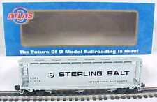 Atlas 6309-1 Sterling Salt ACF 3-Bay Cylindrical Hopper - 3 Rail LN/Box