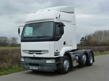 Renault Manual Commercial Articulated Lorries