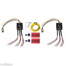 Sequential LED Taillights Conversion Flashes 123 Sequential LED Taillights Only