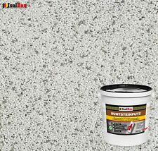 Buntsteinputz Mosaikputz BP 70 (weiss, grau) 20 kg Absolute ProfiQualität