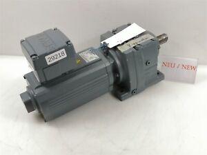 SEW 0,37 Kw 49 Min Gear Motor R37DAS80N4 / Tf / Is Gearbox 25 MM