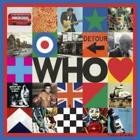 The Who - WHO (NEW CD) (Preorder Out 22nd November)