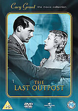 The Last Outpost [ DVD ] region 2 uk dvd free p&p brand new sealed