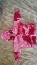 cabelas 6-12 month pink camo winter coat girl