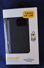 NEW!!! Otterbox Defender Series Case for Samsung Galaxy S7 Active - Steel Berry