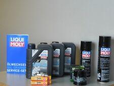 Sistema de mantenimiento YAMAHA FZ8 FAZER Filtro de aceite bujía Servicio
