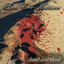 Lars Eric Mattsson - Sand And Blood (NEW CD)