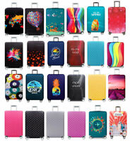"""18""""-32"""" Trolley Case Travel Elastic Dust Luggage Suitcase Protective Cover Bag"""