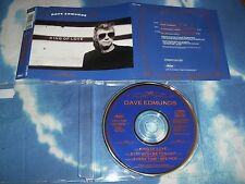 DAVE EDMUNDS - KING OF LOVE UK  CD SINGLE