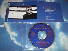 DAVE EDMUNDS - KING OF LOVE UK  CD SINGLE