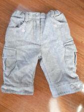 """Brigitte"" Girls Grey Wool Pants * Size 1 / 12 - 18 Months"
