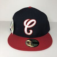 New Chicago White Sox Retro Classic 59FIFTY-FITTED Cap Retro 90s Logo Size 7 5/8