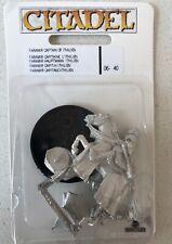 Armoured Faramir Captain Of Gondor mounted With Sword & Shield LOTR GW MIB