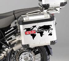 GS Adventure Seitenkofferdeckel aufkleber sticker set bmw Motorrad r1150 r1200