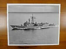 USS McInerney  FFG-8 Guided Missile Frigate Ship OFFICIAL Navy Photo 8x10