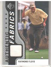 🔥⛳ 2012 Upper Deck SP Golf Authentic Retail Fabrics RAYMOND FLOYD #AF-RF