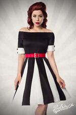 Damenkleider mit Off-Shoulder Normalgröße L
