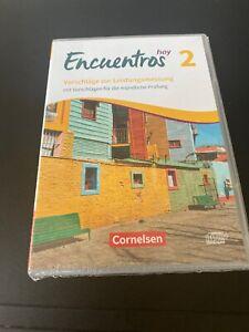 Encuentros Hoy 2. Vorschläge zur Leistungsmessung
