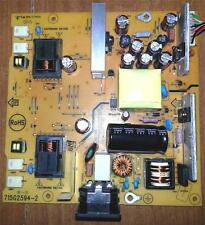 Asus VK266 LCD Monitor Repair Kit, Capacitors Only Not the Entire Board