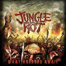 Jungle Rot - What Horrors Await [CD]